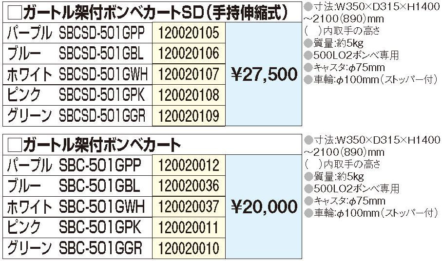 ストッパーガートル架付きボンベカート500L_価格表.jpg